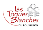 Logo Les Toques Blanches du Roussillon